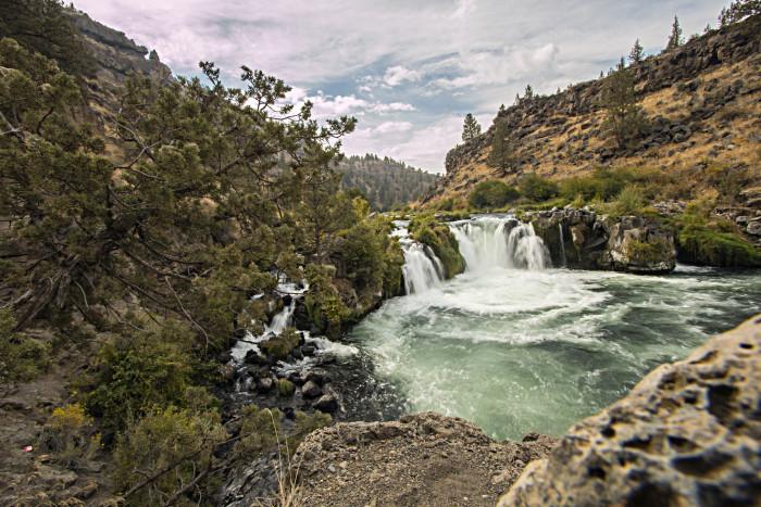 12. Steelhead Falls