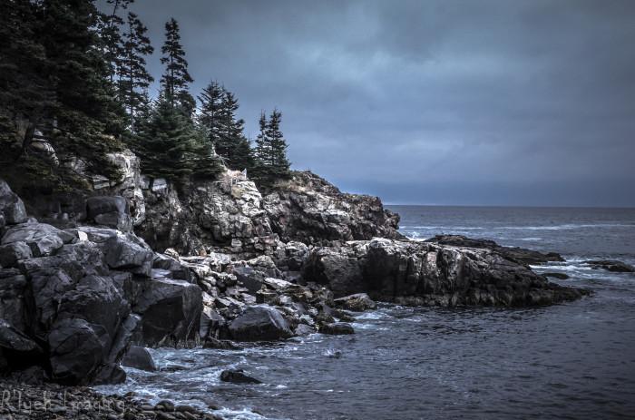 5. Acadia National Park, Mount Desert Island (Shutter Island)