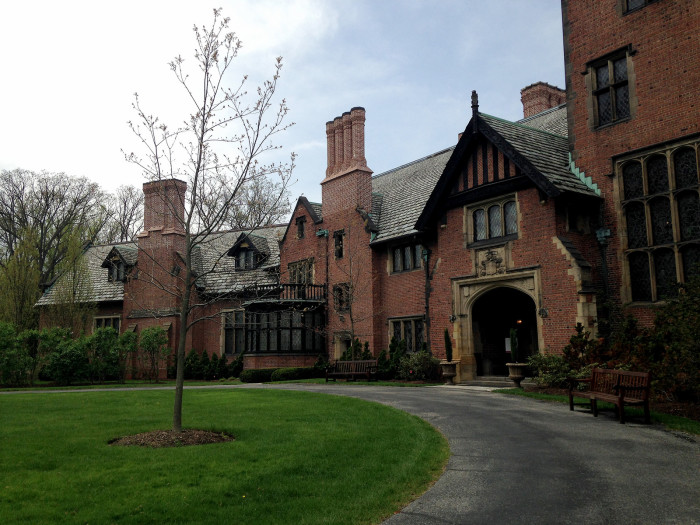 9. Tour the Stan Hywet Hall and Gardens.