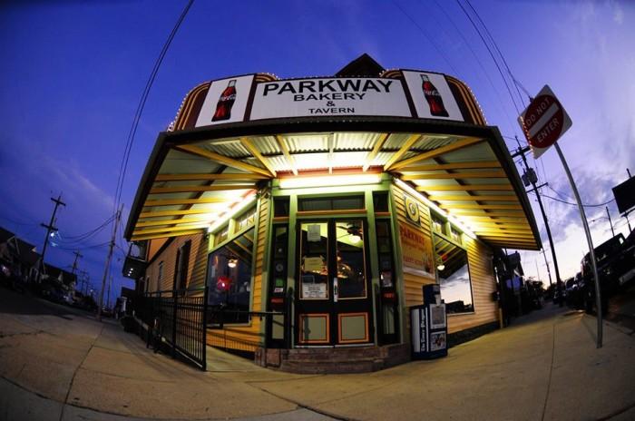 3. Parkway Tavern, 538 Hagan Ave.