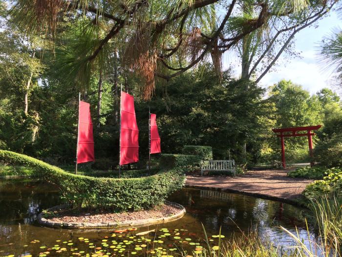 1. Ladew Topiary Gardens, Monkton