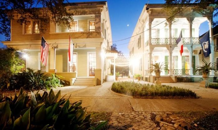 2. Degas House, 2306 Esplanade Ave., New Orleans, LA