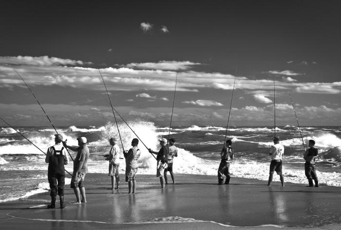 11. Fishing sucks everywhere else.
