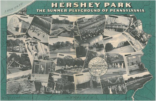 5. Hershey Park!