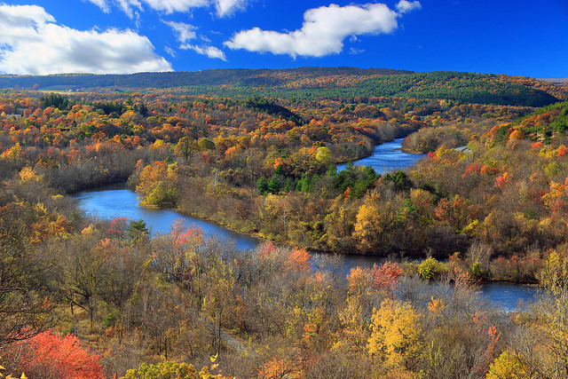 5. Go for a hike in one of our many gorgeous state parks.
