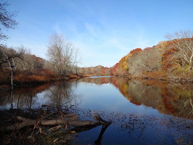 1. Pawcatuck River