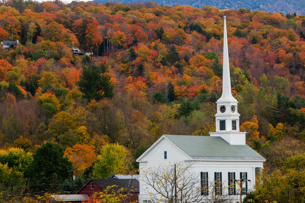 Here Are The Most Beautiful Charming Small Towns In Vermont