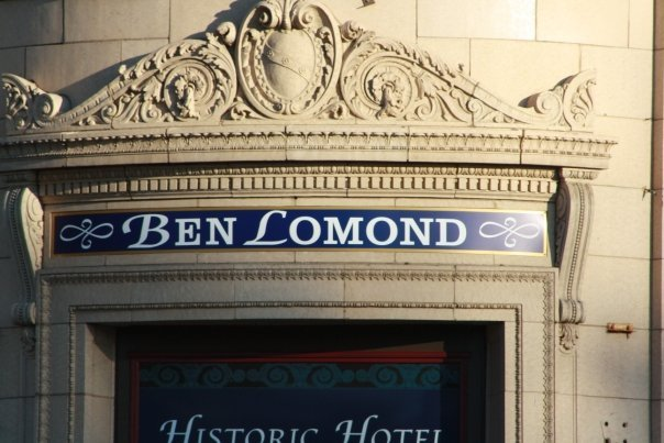 Stay overnight at Ben Lomond Suites.
