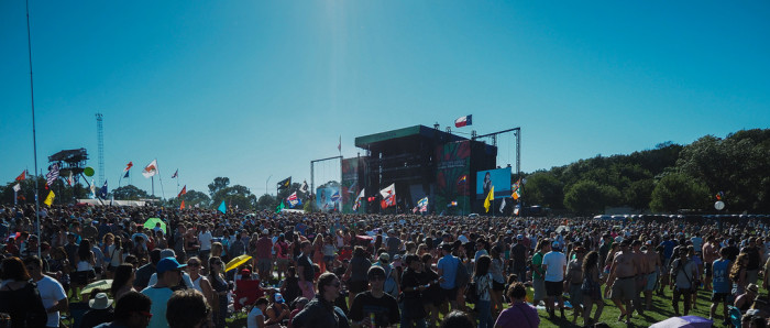 5. ACL (Austin City Limits) Music festival is by admission only, rounding up some awesome lineups for mosh-pit style audiences. First come, first serve!