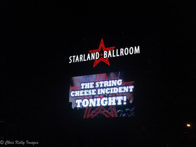 1. Starland Ballroom, Sayreville