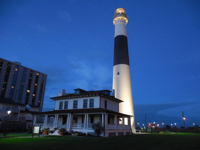 14. Climb to the top of New Jersey's tallest lighthouse.