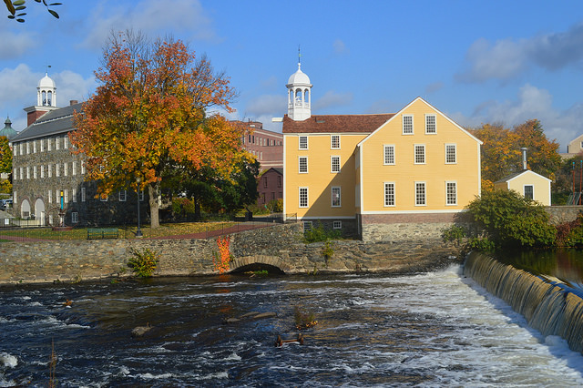 5. Slater Mill Historic Site, Pawtucket