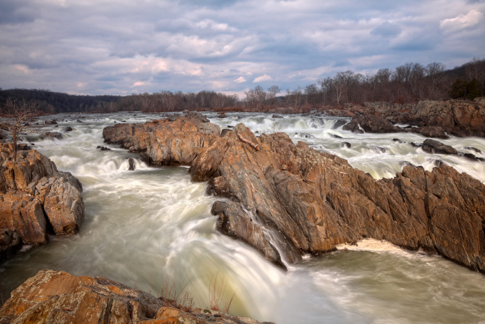 10. Great Falls National Park