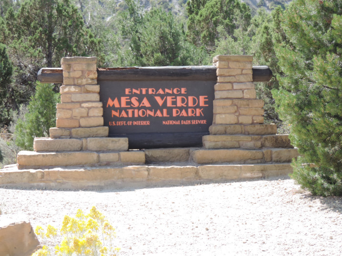 1. Even though the sites were originally created around the end of the 12th-century, Mesa Verde was not designated a National Park until 1906.