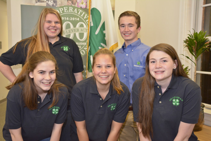 5. Per capita, Delaware ranks number one for children instructed with 4-H youth development programs and curriculum--the largest positive youth development program in the U.S.