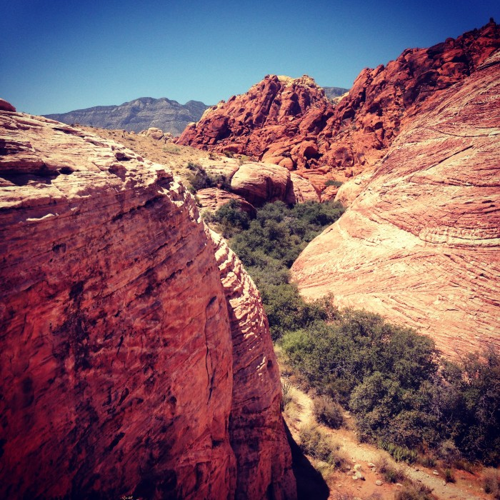 9. Red Rock Canyon National Conservation Area