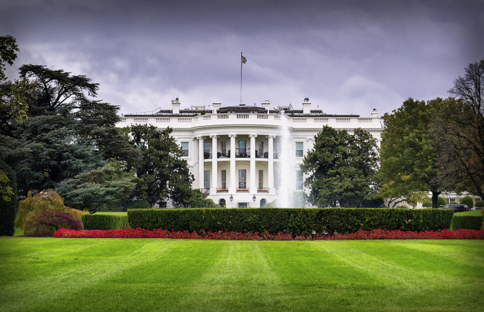 20. The White House, Washington, DC. Swing by the President's home during your unforgettable journey.