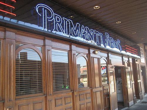 Day 3 Lunch: Primanti Bros., Pittsburgh