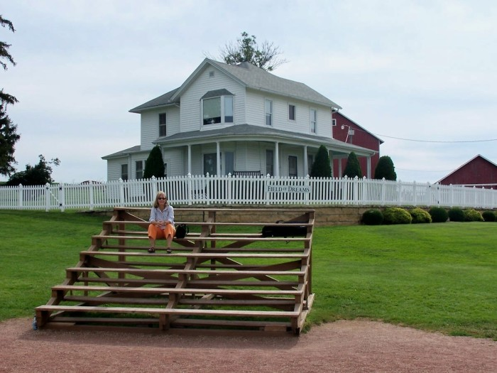 14. And visit the Field of Dreams in Dyersville.