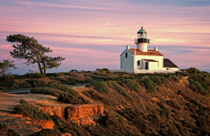 9. Old Point Loma Lighthouse