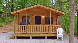 These Awesome Cabins In Connecticut Will Give You An Unforgettable Stay