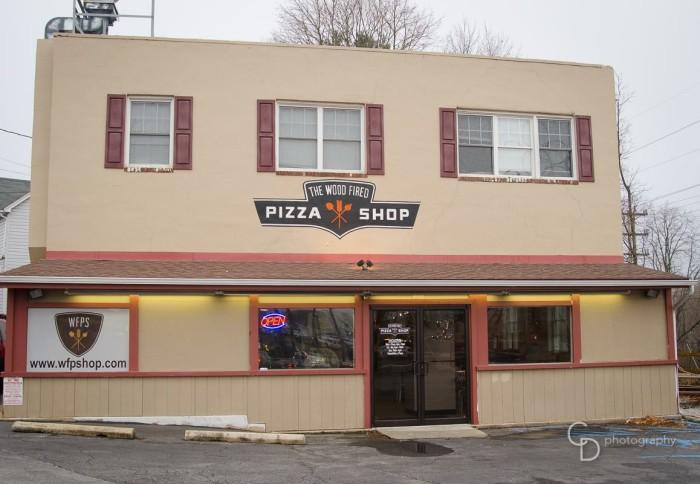 1. Wood Fired Pizza Shop, Newark