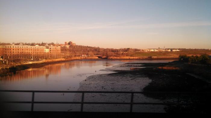 1. Norwalk River