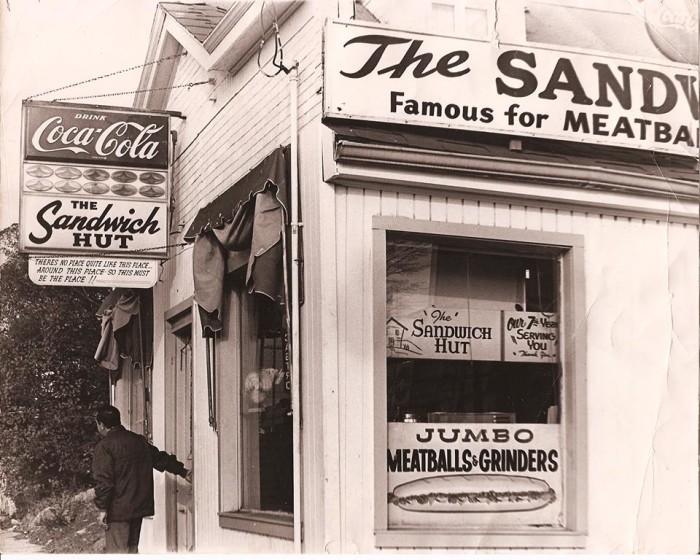2. The Sandwich Hut, Providence