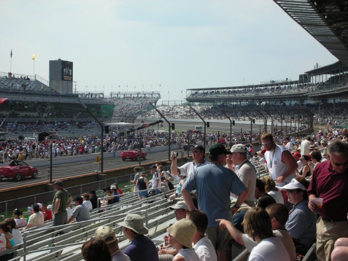 4. Indy 500 Attendees
