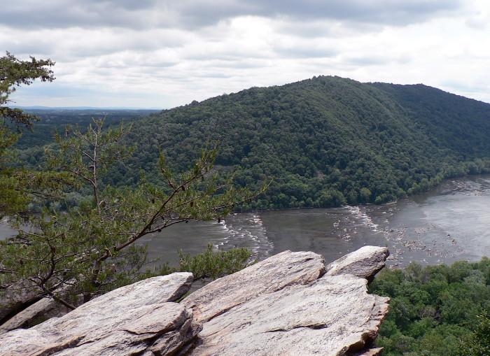 9. Weverton Cliffs