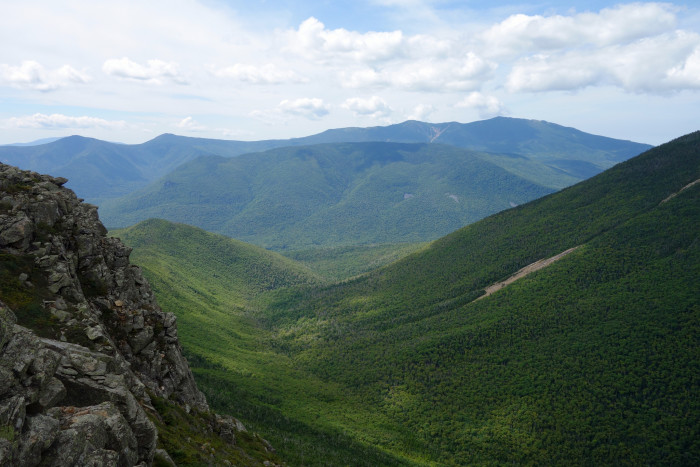 6. The White Mountains also look great in green.