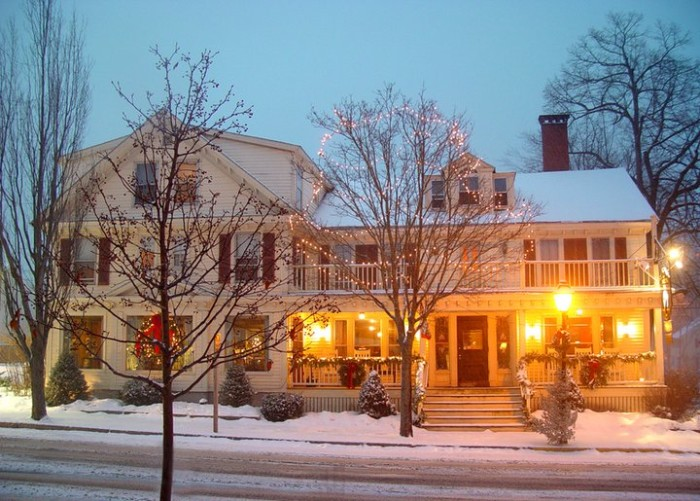 4. The Kennebunk Inn, Kennebunk