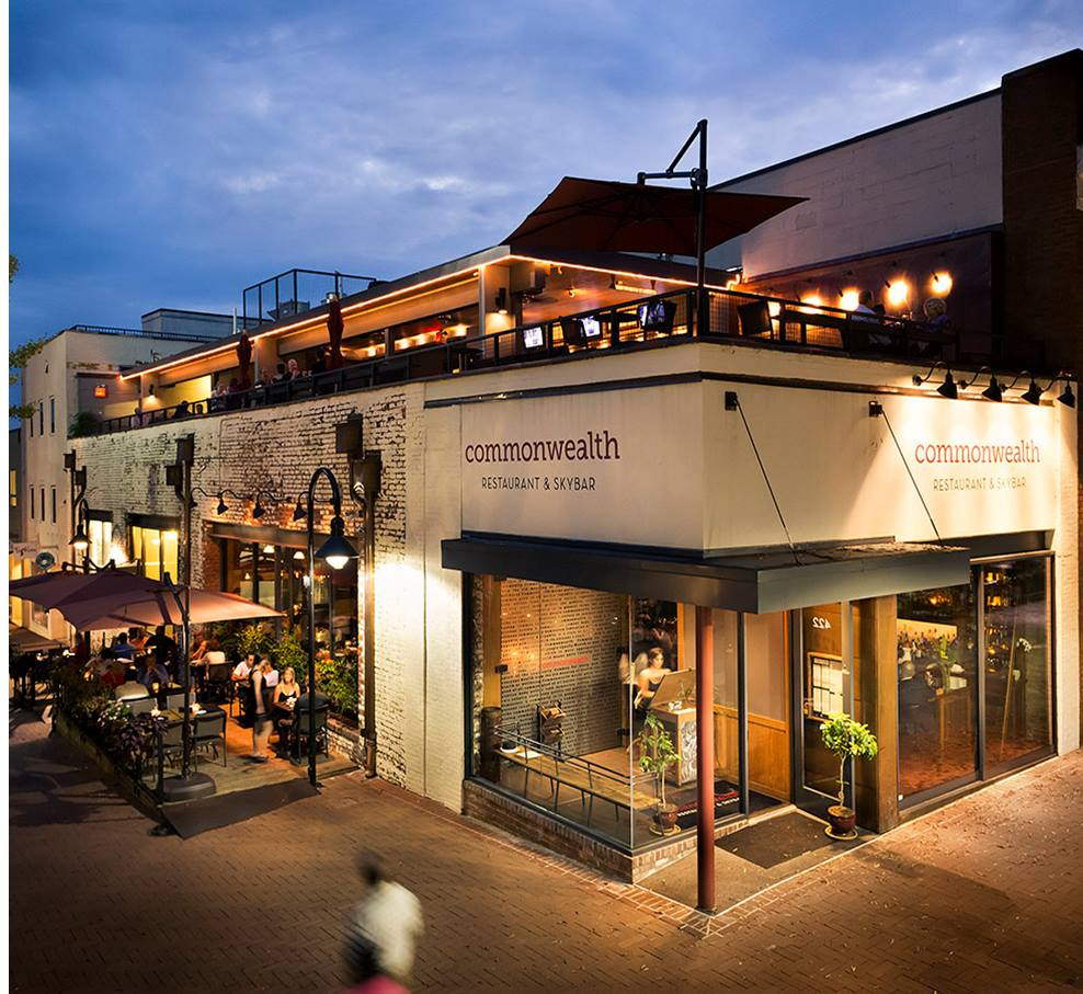 Restraurants: 8 Incredible Rooftop Restaurants In Virginia