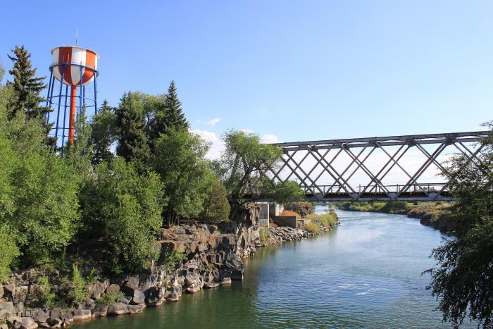 2. Idaho Falls