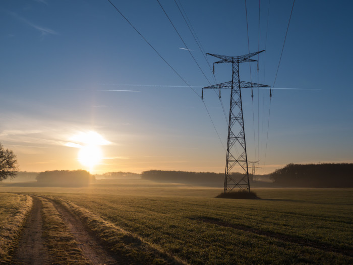 12. Texas is so big, it uses its own power grid as opposed to tapping into one of the other two that power the east and west sides of the country.