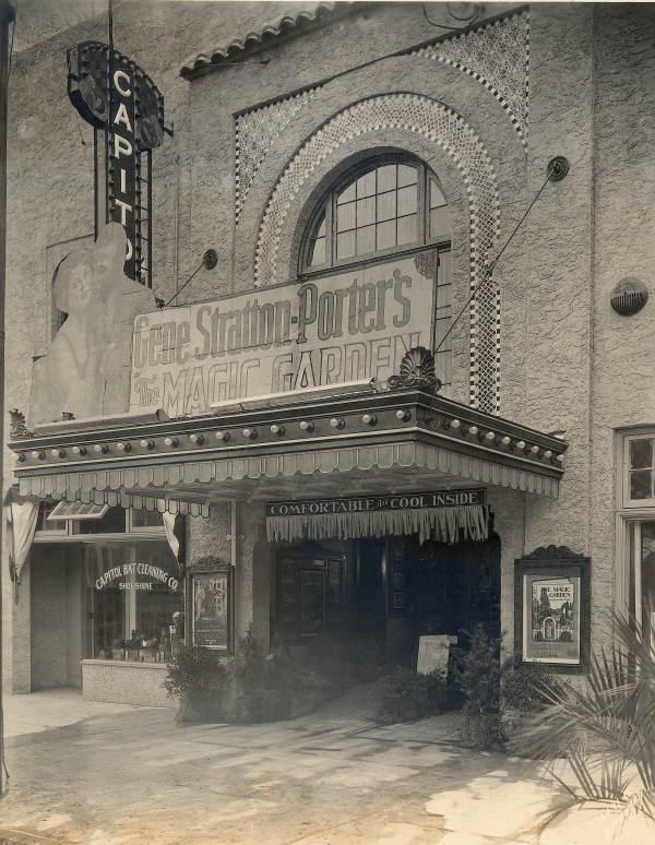 Capitol Theatre - Jacksonville