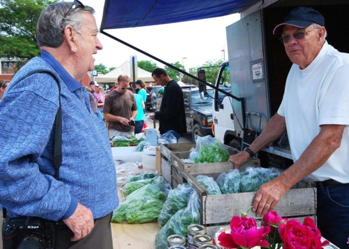 9. Dubuque Farmers Market