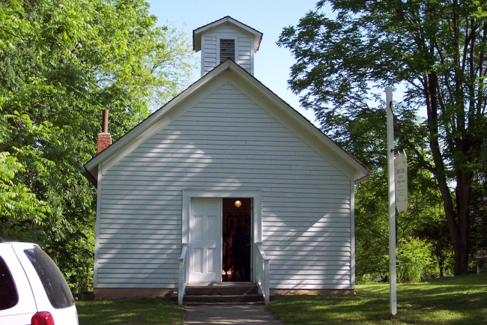 Brown's Chapel Free Will Baptist Church , 1869
