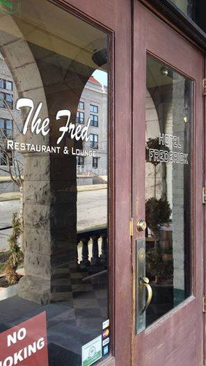 16.	The Fred Restaurant & Lounge, Boonville