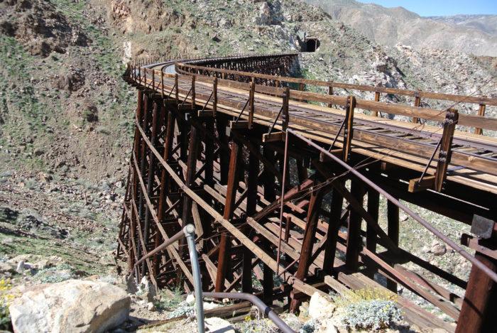 6. Goat Canyon Trestle Bridge
