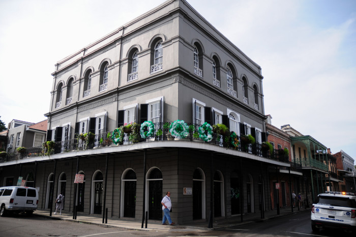 7) LaLaurie Mansion, 1140 Royal St.
