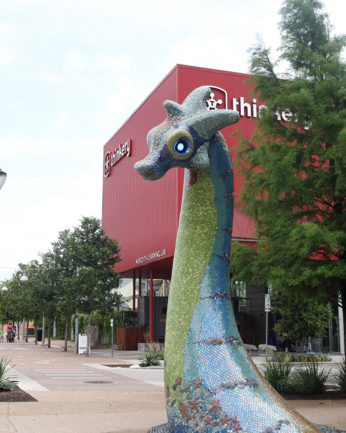 6. The Thinkery - A place for children to explore science and art, in the popular Mueller Park area.
