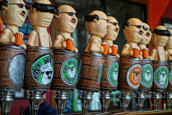 7. Portland has more breweries per capita than any other city in the world.
