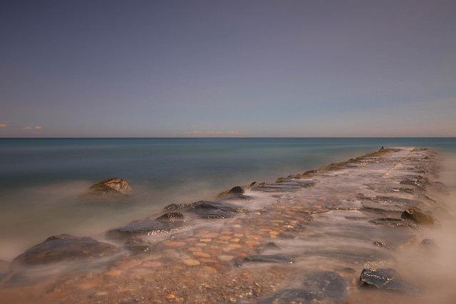 8. State beaches