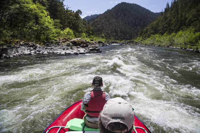 6. Raft the Rogue River.