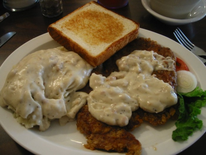 1. Chicken-Fried Steak