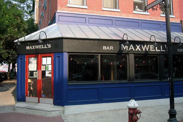 5. Maxwell's Tavern, Hoboken