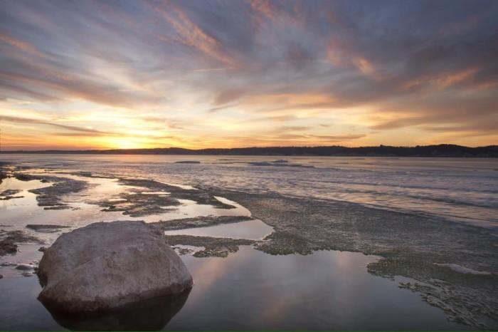 Lewis & Clark Lake
