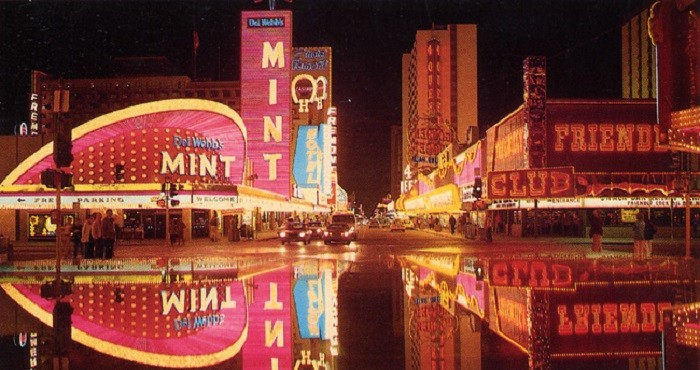 1. Fremont Street, Las Vegas, Nevada, 1979