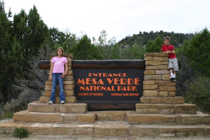 10. ...Mesa Verde...